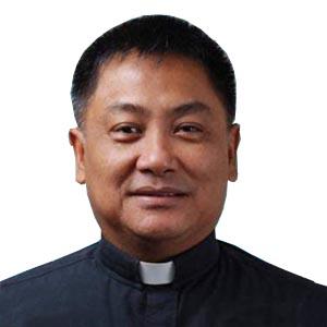Fr. Gerald Borja, CM